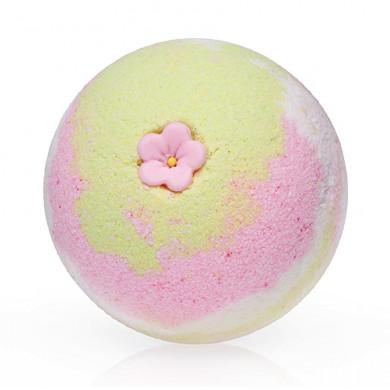 Bath bubble ball Spring blossom