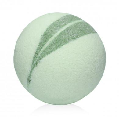 Birch-green tea bath bubble ball