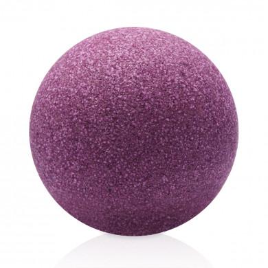 Blackcurrant sorbet bath bubble ball