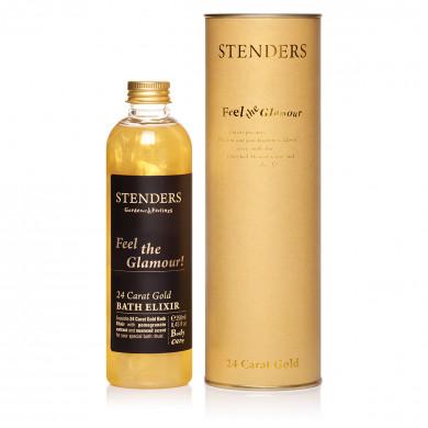 24k Gold bath elixir