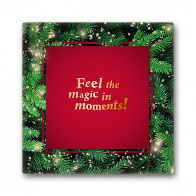 Magic of Moments Greeting Card