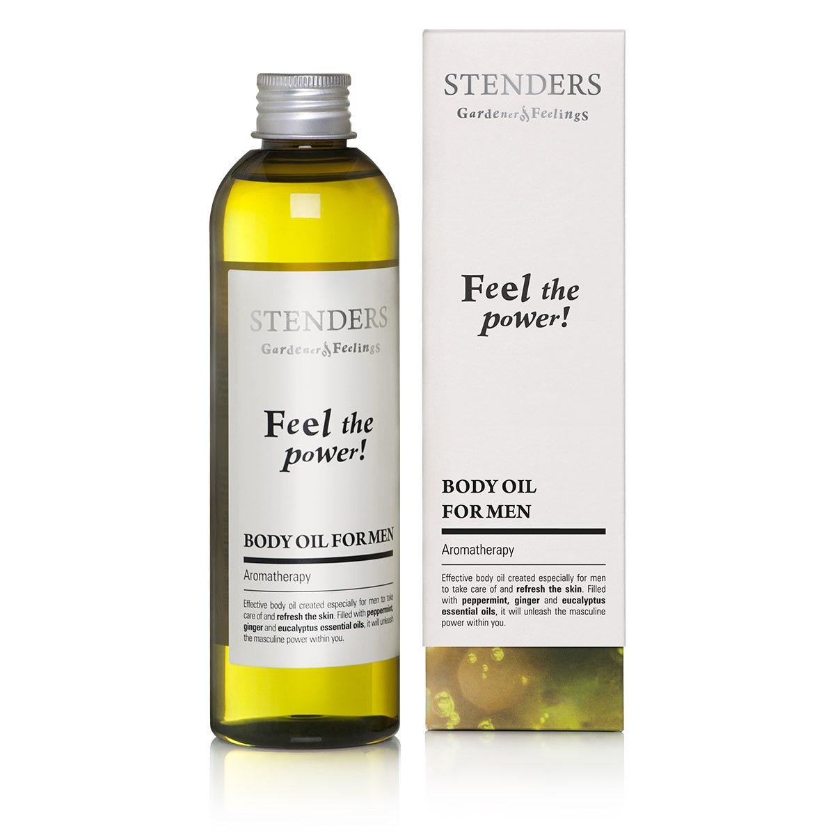 Stenders Cosmetics Body Oil For Men