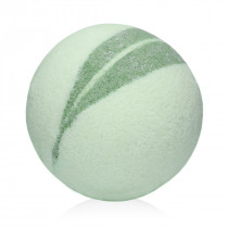 Birch-green tea bath bubble ball