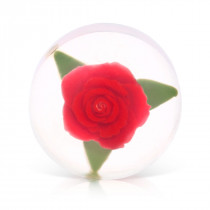 Red Ice Rose Soap